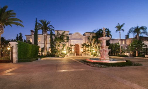 Rent this $195-Million Beverly Hills Estate for $475K A Month