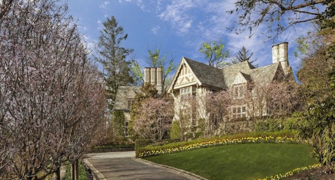 French Norman Tudor – $10,000,000