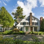 Impressive Country Manor on 7 Acres in Chappaqua, NY for $6.2M (PHOTOS)