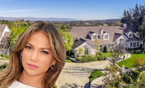 Jennifer Lopez Selling Lavish 17,000 Sq. Ft. Hidden Hills Home (PHOTOS)