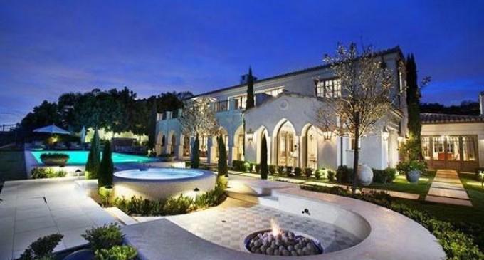 Newport Coast Mansion Features 6 000 Sq Ft Dream Garage Photos