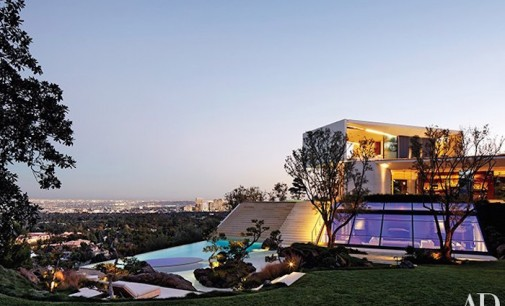 Michael Bay's Hollywood Home Is Nothing Short Of Spectacular (PHOTOS)