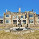 Turn of the Century Stone Mansion Lists for $20-Million