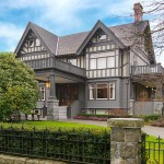103-Year Old Vancouver Tudor Lists for $12.888-Million (PHOTOS)