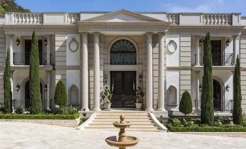 17,000+ Sq. Ft. Bel Air Mansion Lists for $26-Million (PHOTOS)