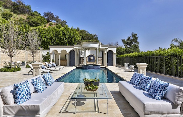 17 000 Sq Ft Bel Air Mansion Lists For 26 Million
