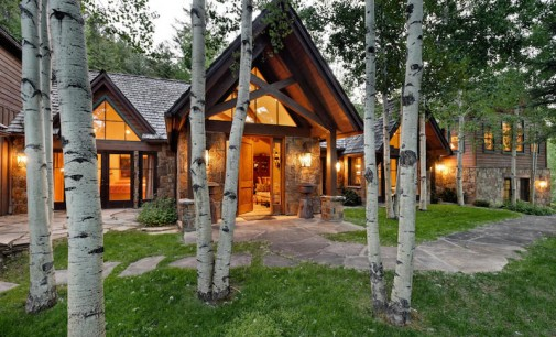 Elegant Mountain Home – $5,795,000