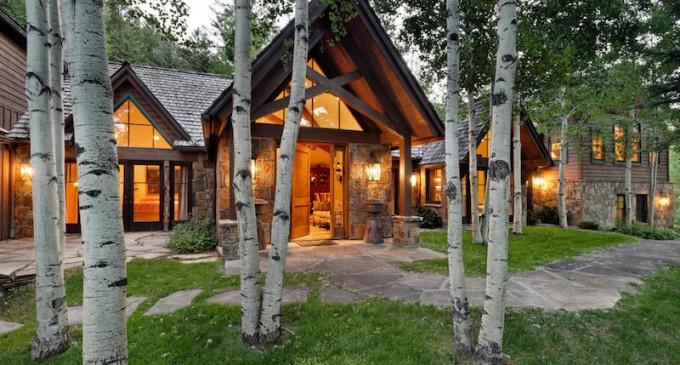 Elegant Mountain Home – $5,795,000