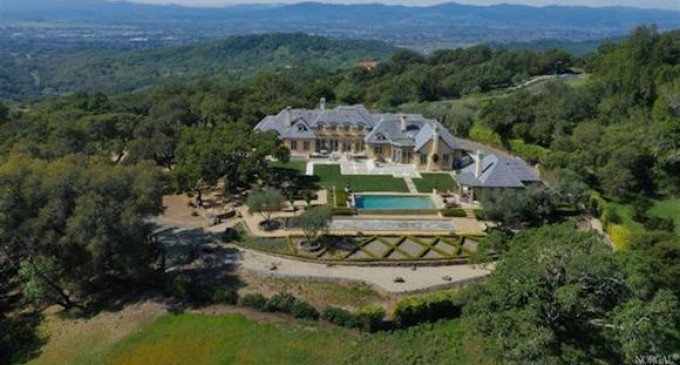 French Country Estate Lists in Santa Rosa for $8.5-Million (PHOTOS & VIDEO)