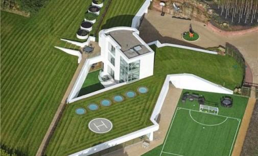 Underground James Bond-esque Mansion Lists for £4.75 Million (PHOTOS & VIDEO)