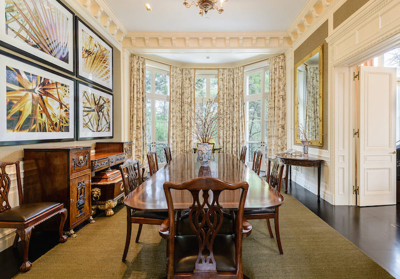 Guest House-Dining Room