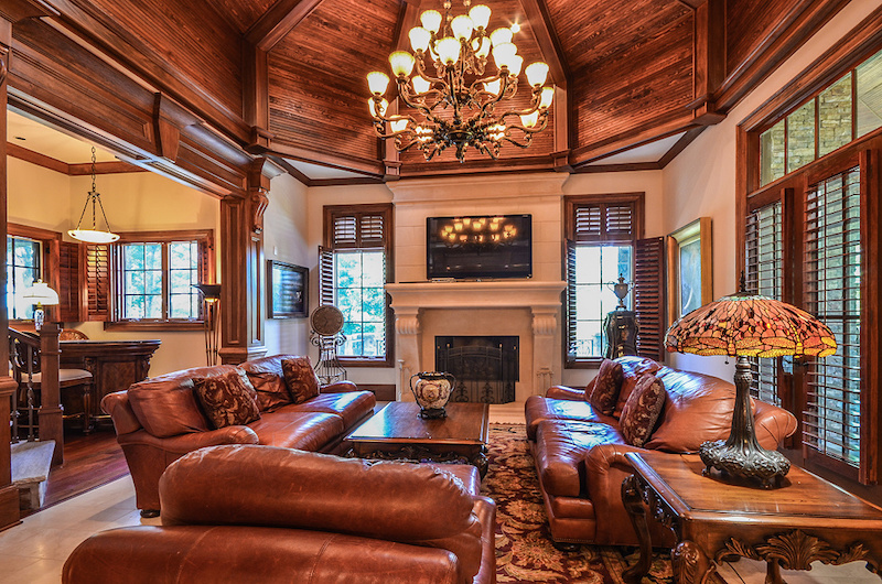 Remarkable Sandy Springs Manor 4 900 000 Pricey Pads
