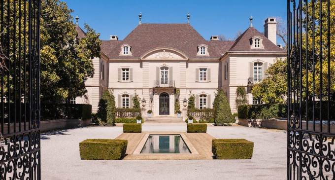 Texas-Sized Manor REDUCED to $100-Million (PHOTOS)