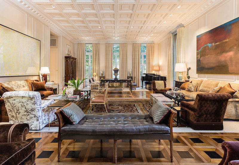 Main House- Living Room- Facing South