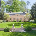 French Pavillion Neoclassical Manor – $3,750,000