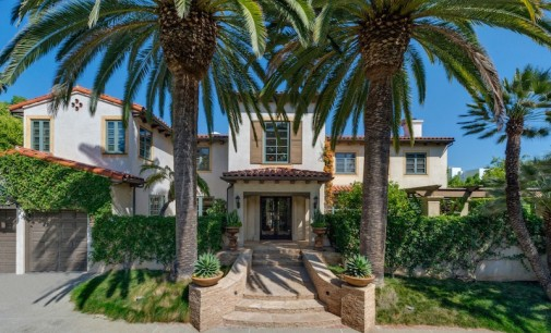 Exquisite Spanish Mediterranean – $11,995,000