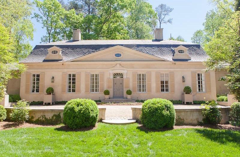 French Pavillion Neoclassical Manor 3 750 000 Pricey Pads