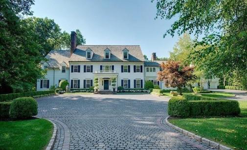 16-Acre Estate in Conyers Farm – $11,800,000