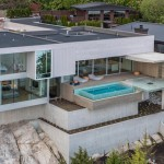 Spectacular Architectural Modern Lists in West Vancouver, BC (PHOTOS)