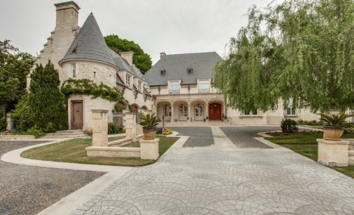 Texas Manor Lists for $2.6-Million (PHOTOS)
