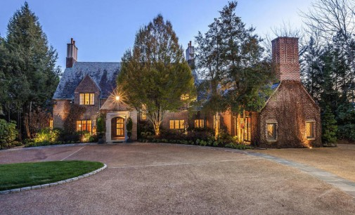 Tudor Architectural Gem – $4,900,000