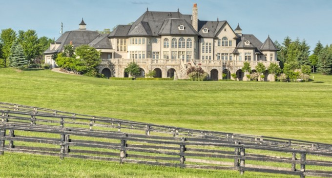 101-Acre Equestrian Estate Fit for Royalty in King, ON Re-Lists For $17.988-Million CAD (PHOTOS & VIDEO)