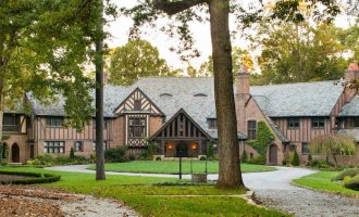 Atlanta, GA's c.1929 Glenridge Hall aka 'Salvatore Boarding House' Torn Down (PHOTOS)