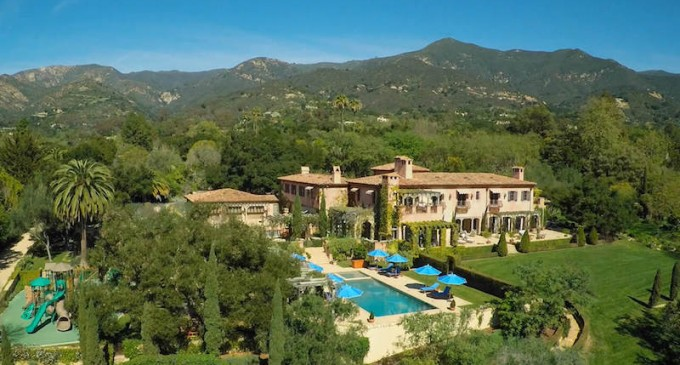 The Chateau of Riven Rock – $49,500,000