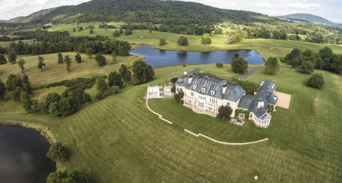 'The Cove', 1,000-Acre Private Estate Can Be Yours For $16.95-Million