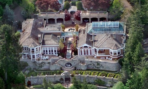 Vancouver Island's 'Villa Madrona' Back On The Market for $9.5-Million (PHOTOS)