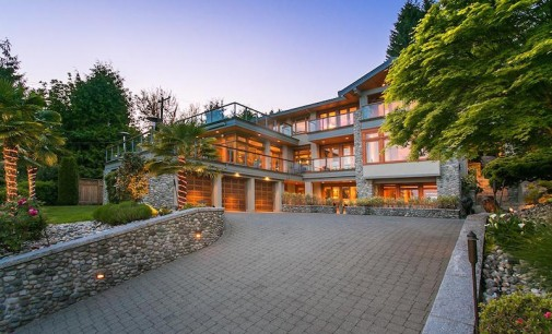 Buy This Prestigious West Vancouver Dream Home for $7.9-Million (PHOTOS & VIDEO)