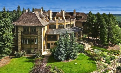 Alberta's Sandstone Estate Reduced to $8.98-Million CAD (PHOTOS & VIDEO)