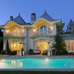 Oceanfront Château Lists in West Vancouver for $18.8-Million (PHOTOS)