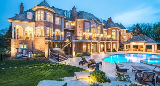 21 000 Sq Ft Dream Home Can Be Yours For 4 25 Million Photos Pricey Pads