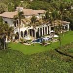 Recently Rebuilt Oceanfront Dream Home Seeks $19.975-Million (PHOTOS)