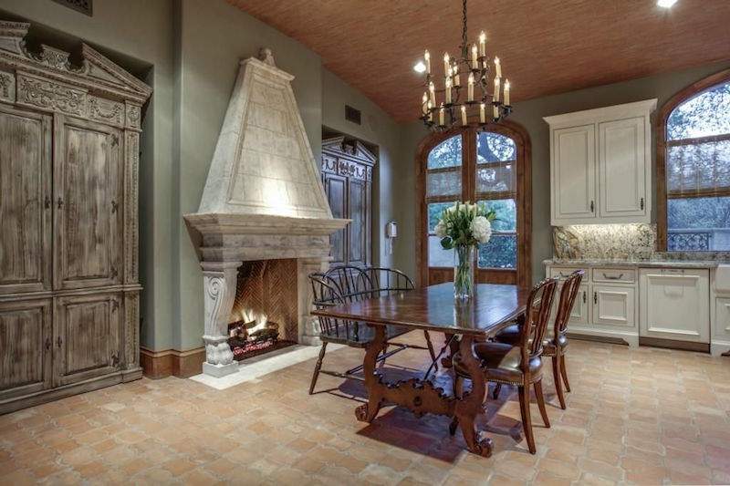 Everything S Bigger In Texas Highland Park Estate Lists