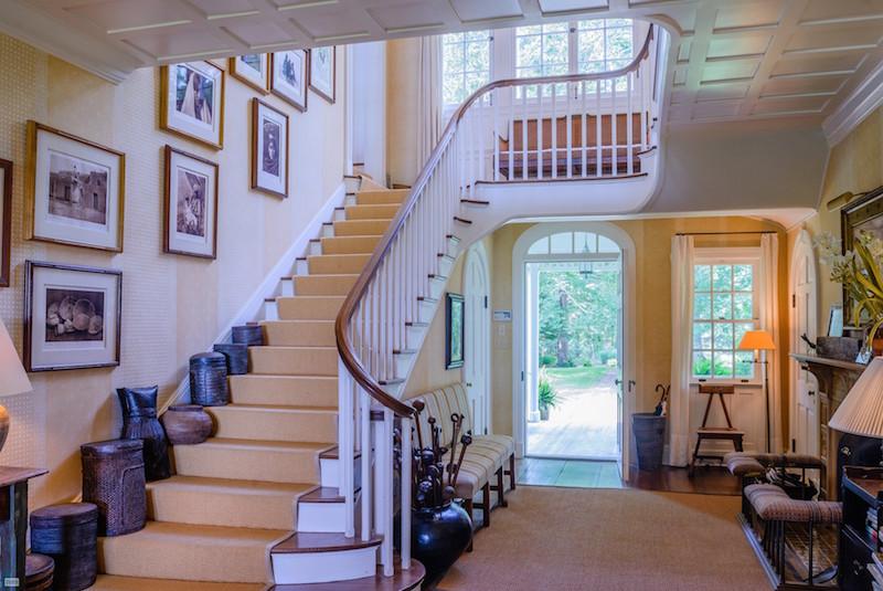 The 140 million dollar east hampton estate photos - Casas americanas por dentro ...