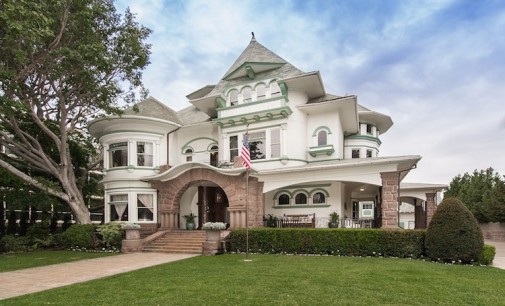 Prized L.A. Victorian Masterpiece Reduced To $5.388-Million (PHOTOS)