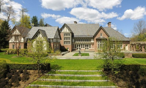 English Manor Lists in Conyers Farm for $13.9-Million (PHOTOS)