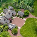 10,000 Sq. Ft. English Manor in Conyers Farm Reduced to $9.9M (PHOTOS)