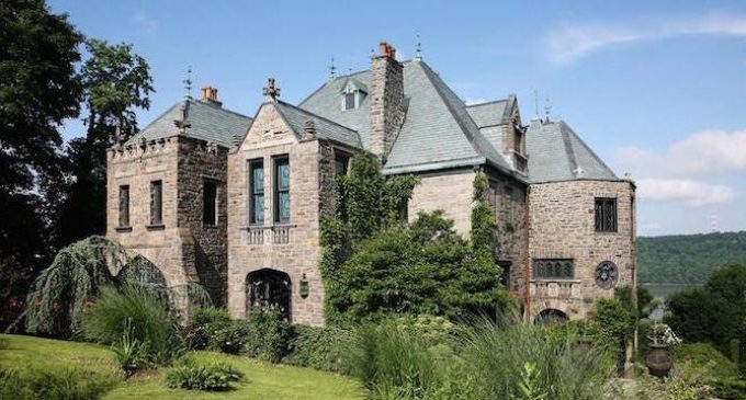 1890s Stone Castle in Yonkers, NY Sells for $3.25M, Prev. $6.25M (PHOTOS)