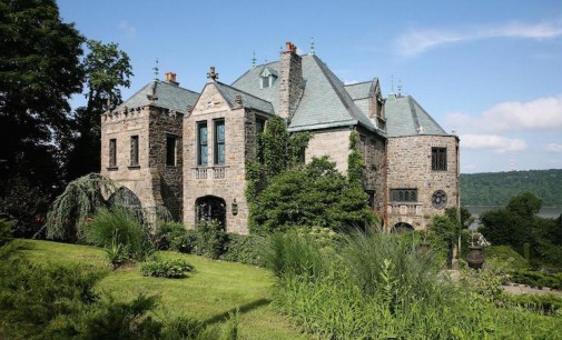 1890s Stone Castle Lists in Yonkers, NY for $6.25-Million (PHOTOS)