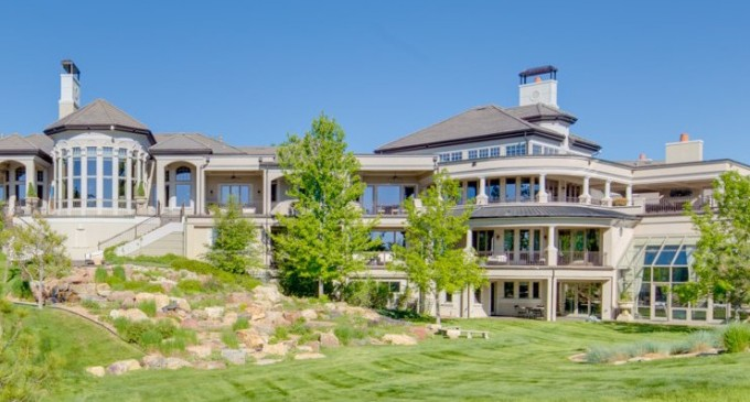 Buy This 40,000 Sq. Ft. Dream Home for $18.37-Million (PHOTOS & VIDEO)