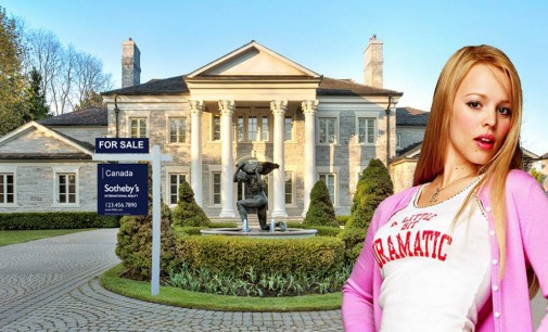 Regina George's Mansion in 'Mean Girls' Asks $14.8-Million (PHOTOS)