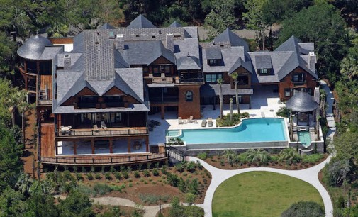 Furnished Oceanfront Stunner on Kiawah Island, SC Sells for $14M, Prev. Listed for $24M (PHOTOS)