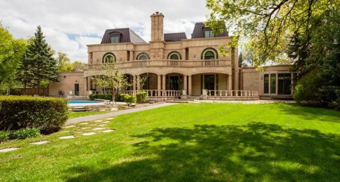 Most Expensive Home in Manitoba Yours for $11-Million CAD (PHOTOS)
