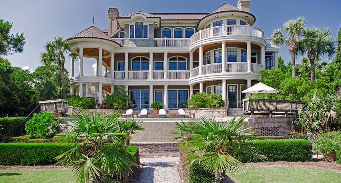 Kiawah Island Dream Home Selling to Highest Bidder at Absolute Auction (PHOTOS & VIDEO)