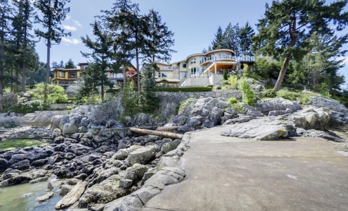 Newly Completed West Vancouver Mansion Seeks $23-Million (PHOTOS)