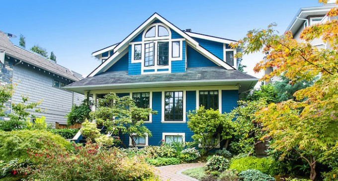Picturesque Vancouver Home Destroyed By Developers (PHOTOS)