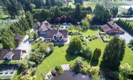 Deal Of The Week: Fairytale Estate in Pitt Meadows Once Priced at $8M Reduced to $4.445M (PHOTOS & VIDEO)